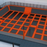 Jump Virginia Beach Trampoline Park Located in Lynnhaven Mall