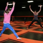 Jumpers on Trampolines
